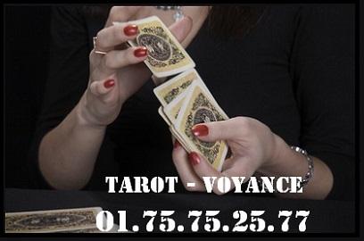 Tirage tarot Tzigane